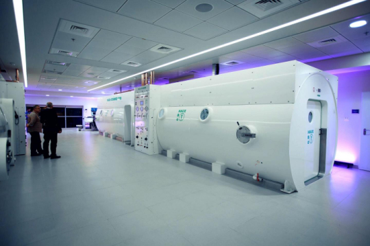 Hyperbaric Therapy Offers Hope For Fibromyalgia Sufferers