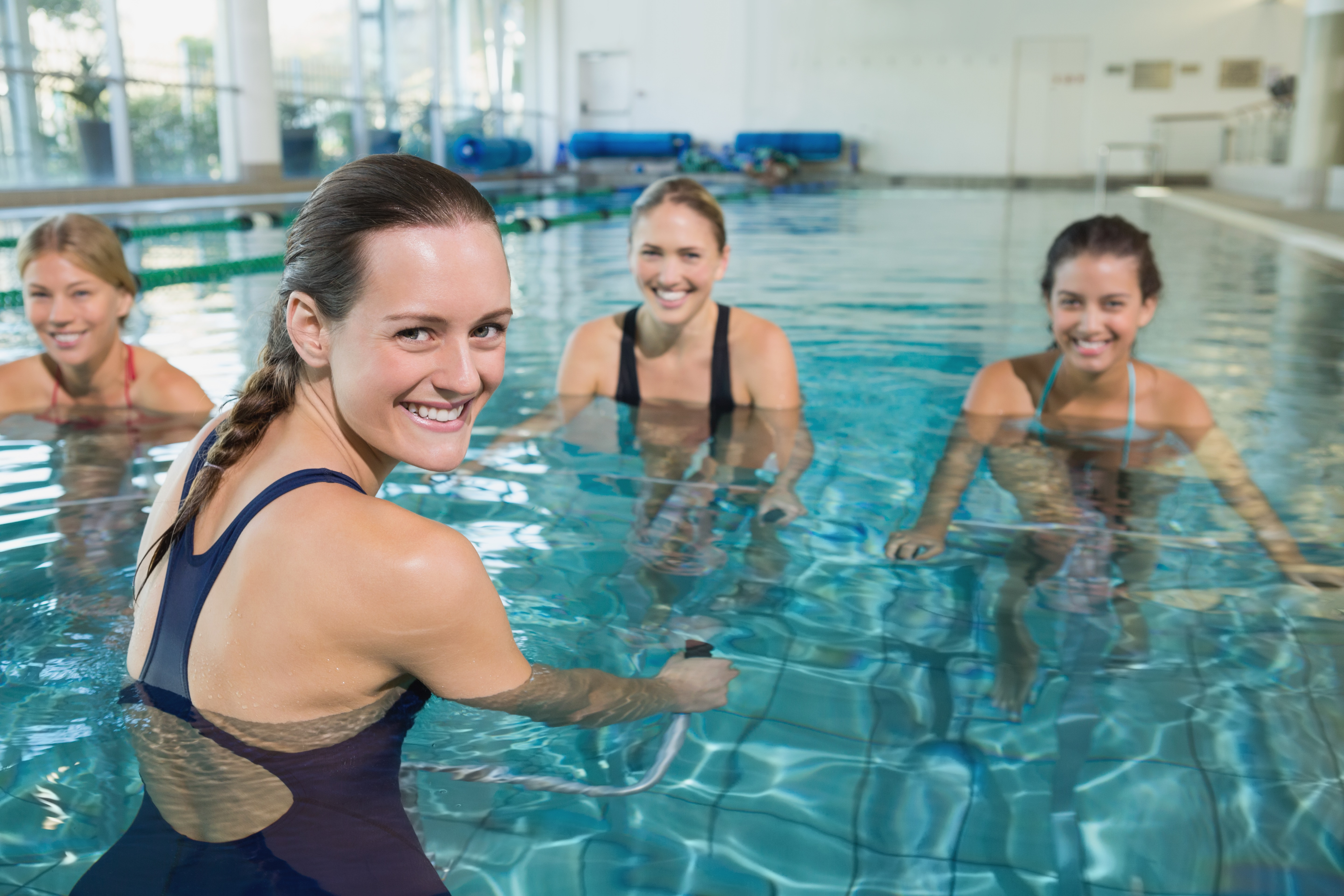 Aquatic Aerobic Exercise Offers Therapeutic Benefits to Fibromyalgia Patients