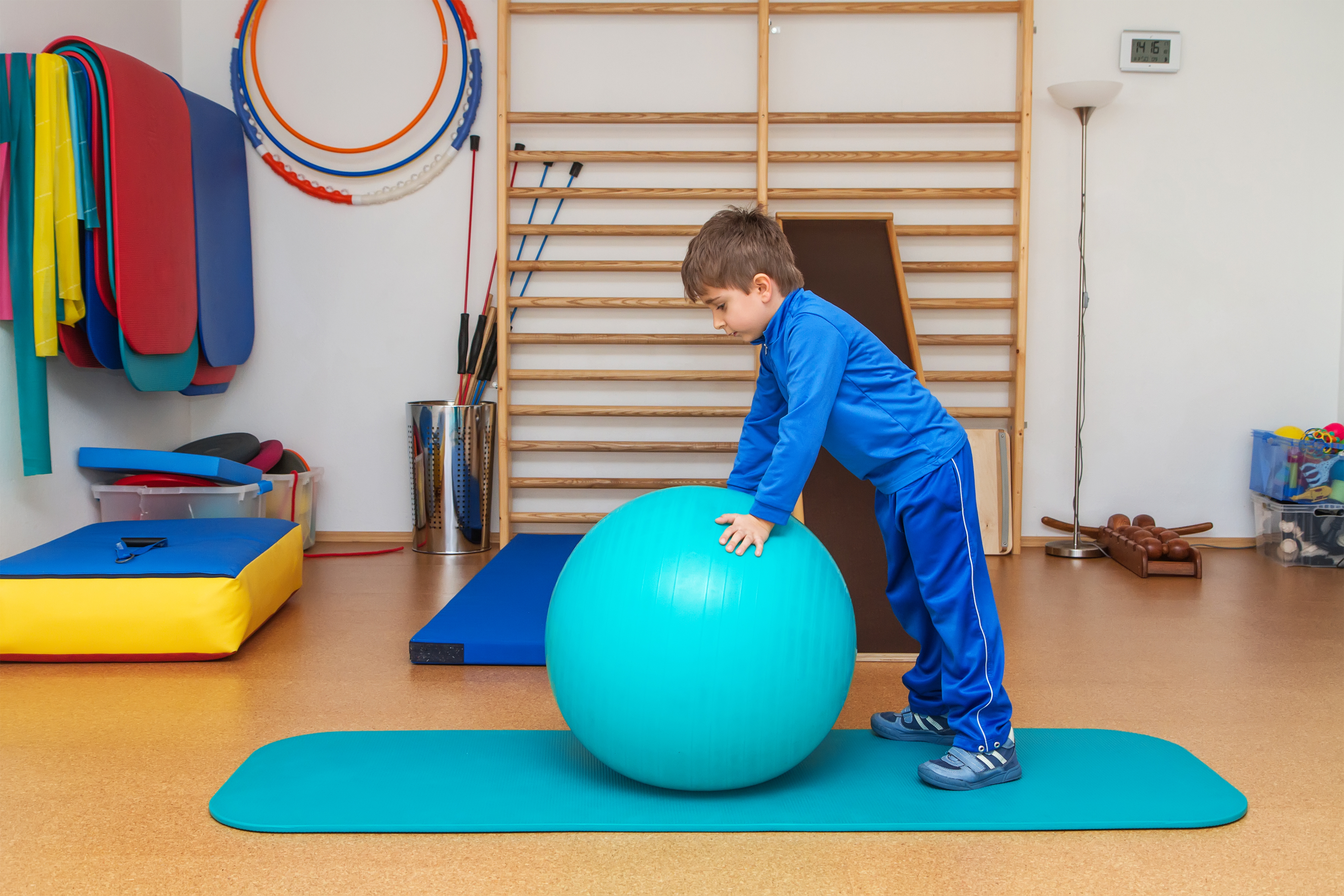 Equipment pediatric physical therapy - Intensive Physical And Psychosocial Therapy Reduces Pediatric Pain In Study