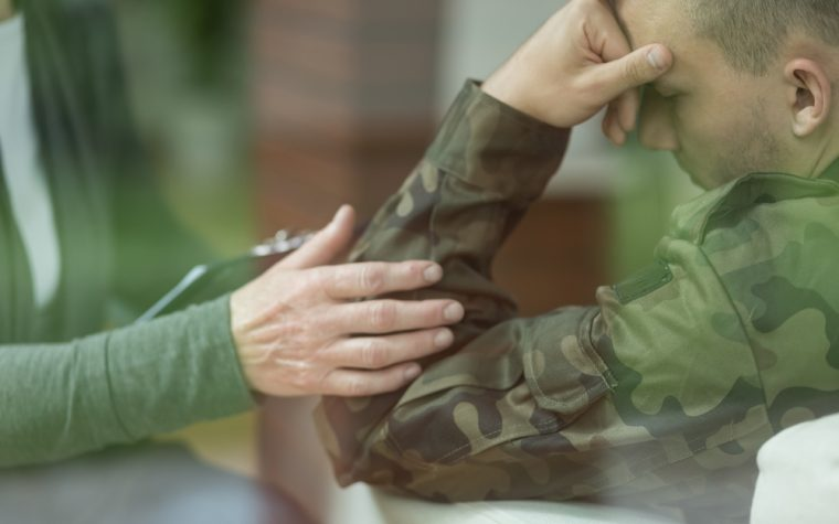 Chronic pain in older veterans