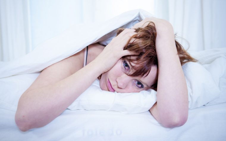 Fibromyalgia Makes You Tired, But Falling Asleep is Not Easy