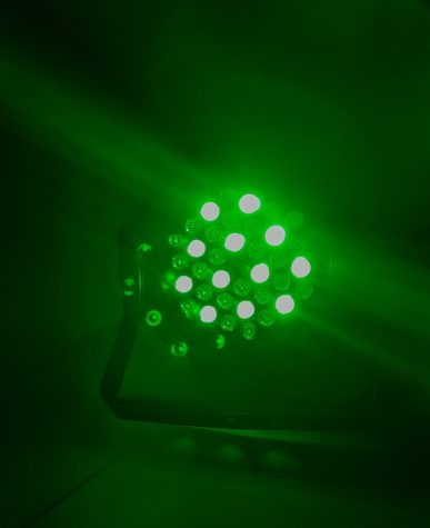 Green LED light therapy for pain
