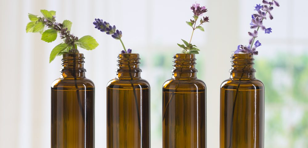 Using Essential Oils Makes Scents