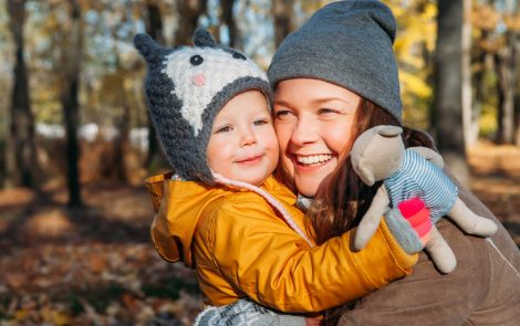 Being a Mom with Fibromyalgia
