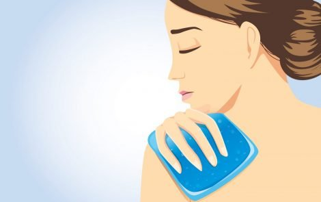 Cold Gel Packs Applied to Back Muscle Decreases Pain in Fibromyalgia Patients, Study Finds