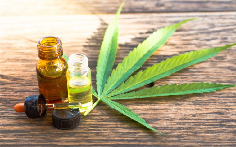 cannabinoids CBD oil and chronic pain
